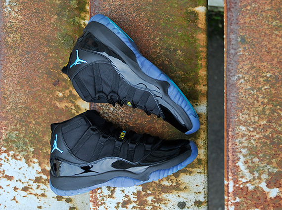 "Air Jordan 11 ""Gamma Blue"" – Release Reminder"